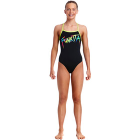 Funkita Strapped In One Piece Swimsuit Girls Funkita Tag